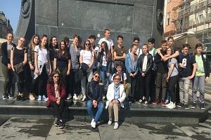 Terenska nastava osmih razreda – 18.4.2018.