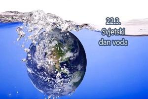 Obilježavanje 22.3. Svjetskog dana vode u 4.d