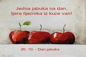 Dan jabuke – 20.10.