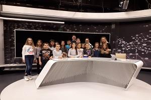 Posjet RTL televiziji